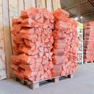50 Nets Of Kiln Dried Logs