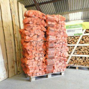 Beech Logs Kiln Dried x 70 Nets