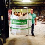 Hardwood Logs - Bulk Bag x 1